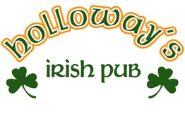 Holloways Irish Pub Enjoy Happy Hour Prices when you mention Sick Puppies.  Located in the same building as Showtime!